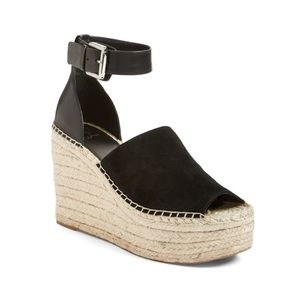Marc Fisher Shoes - [ nib ] Marc Fisher Adalyn Espadrille Sandals